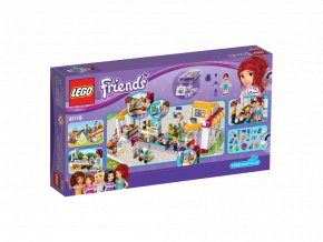LEGO Friends Supermarket v Heartlake