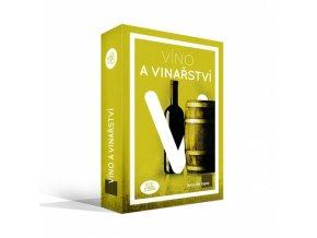 Kvízy do kapsy Víno a vinařství