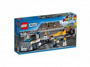 LEGO® City Transportér dragsteru
