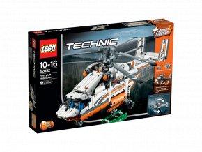 LEGO® Technic Helikoptéra na těžké náklady