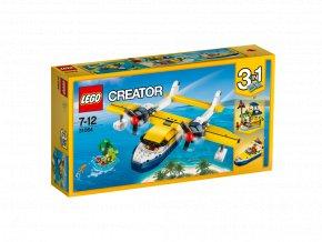 LEGO® Creator Dobrodružství na ostrově