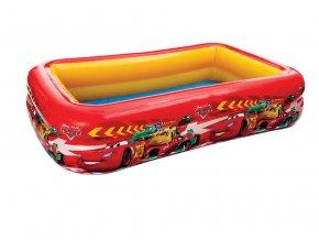 detsky bazen Cars
