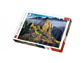 Puzzle Machu Picchu 500 dílků