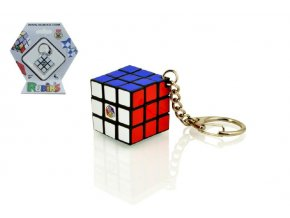 Rubikova kostka přívěšek