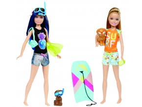 Barbie magický delfín sestřičky
