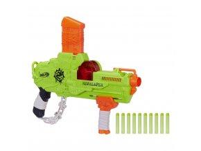 Nerf Zombie Revreaper