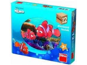 Kubus 12 kostek Nemo