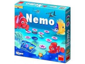 Společenská hra Hledá se Nemo