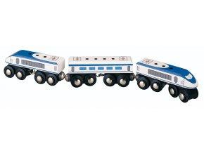 """Express souprava """"Pendolino"""" - Maxim 50401"""