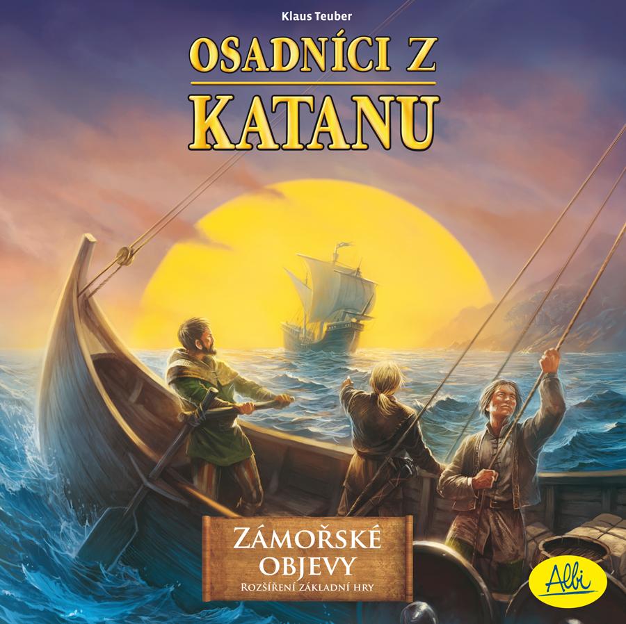 Osadníci z Katanu Zamořské objevy