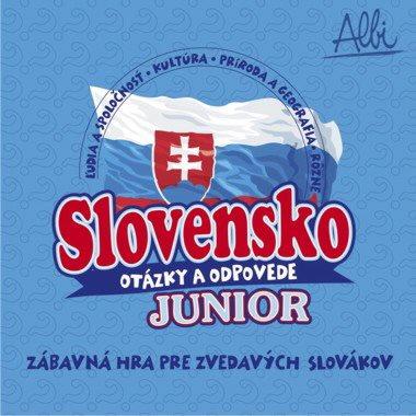 Slovensko junior - otázky a odpovědi