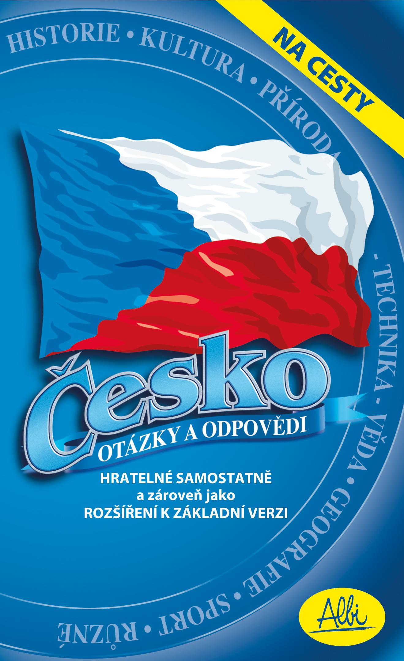 Česko cestovní verze