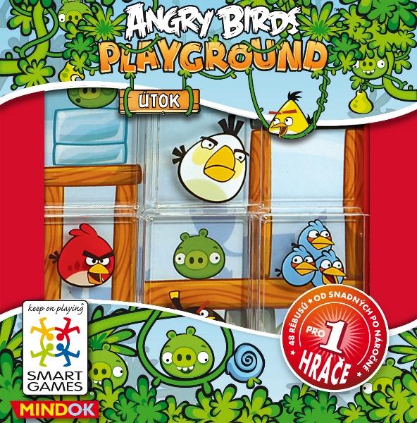 Mindok Smart games Angry Birds: Útok