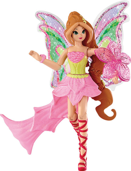 WinX: Harmonix Action Dolls winx harmonix action dolls: Flora