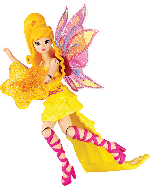 WinX: Harmonix Action Dolls winx harmonix action dolls: Stella