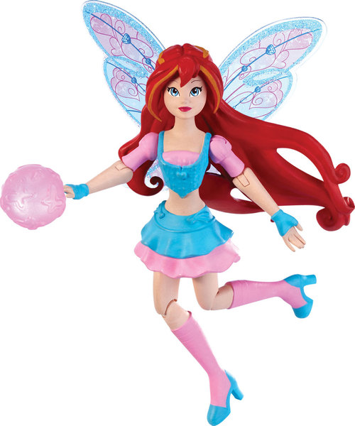 WinX: Believix Action Dolls Winx Believix action dolls: BLOOM