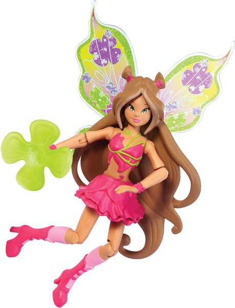 WinX: Believix Action Dolls Winx Believix action dolls: FLORA