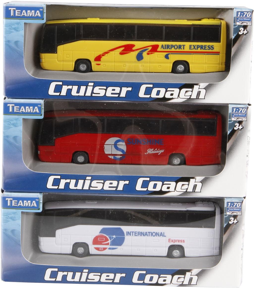 Autobus 1:70 barva: bílý