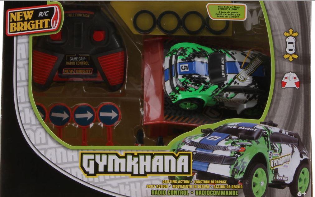 RC auto Gymkhana 1:36
