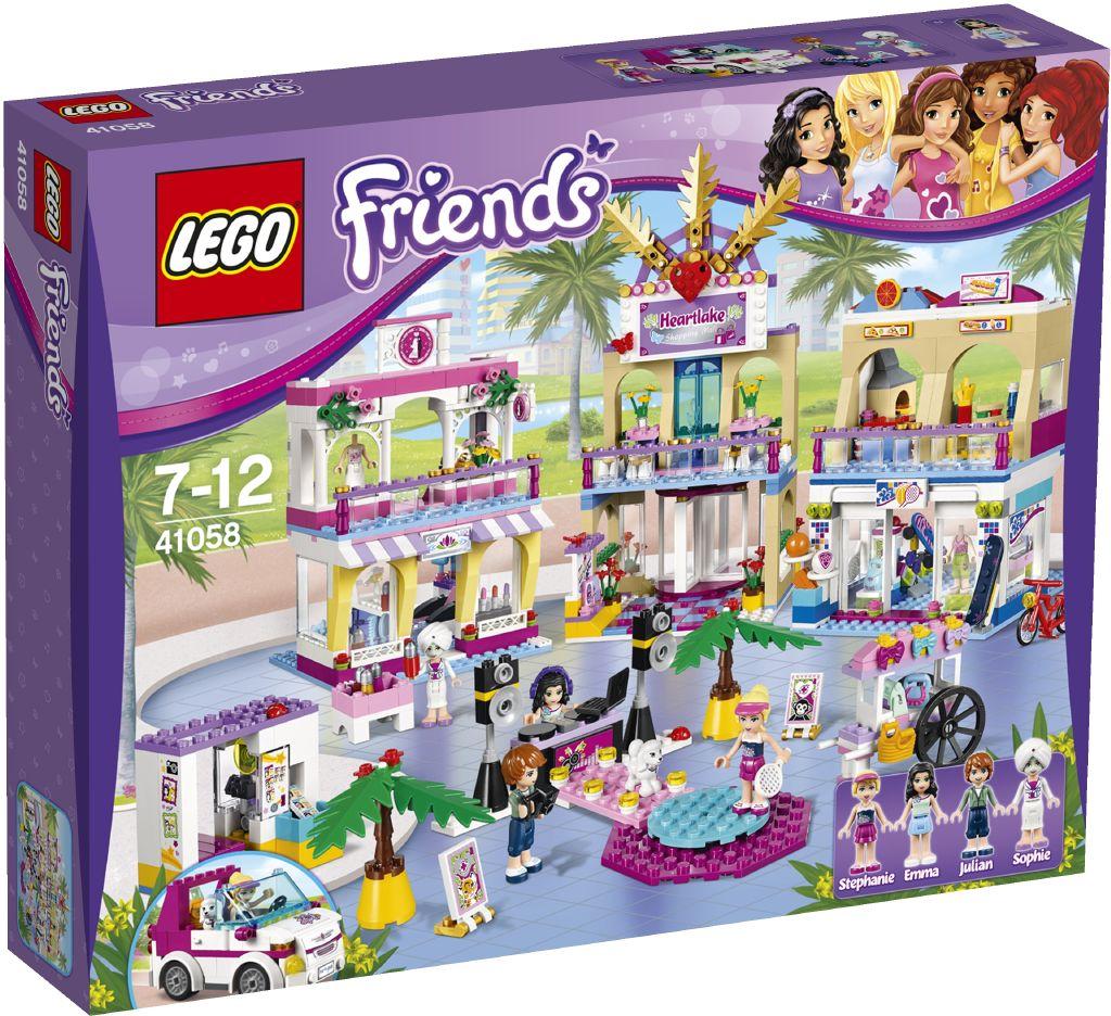 Lego Friends Obchodní zóna Heartlake