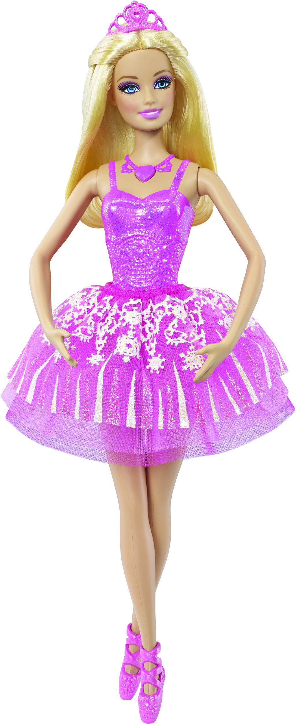 Mattel Barbie perlová baletka