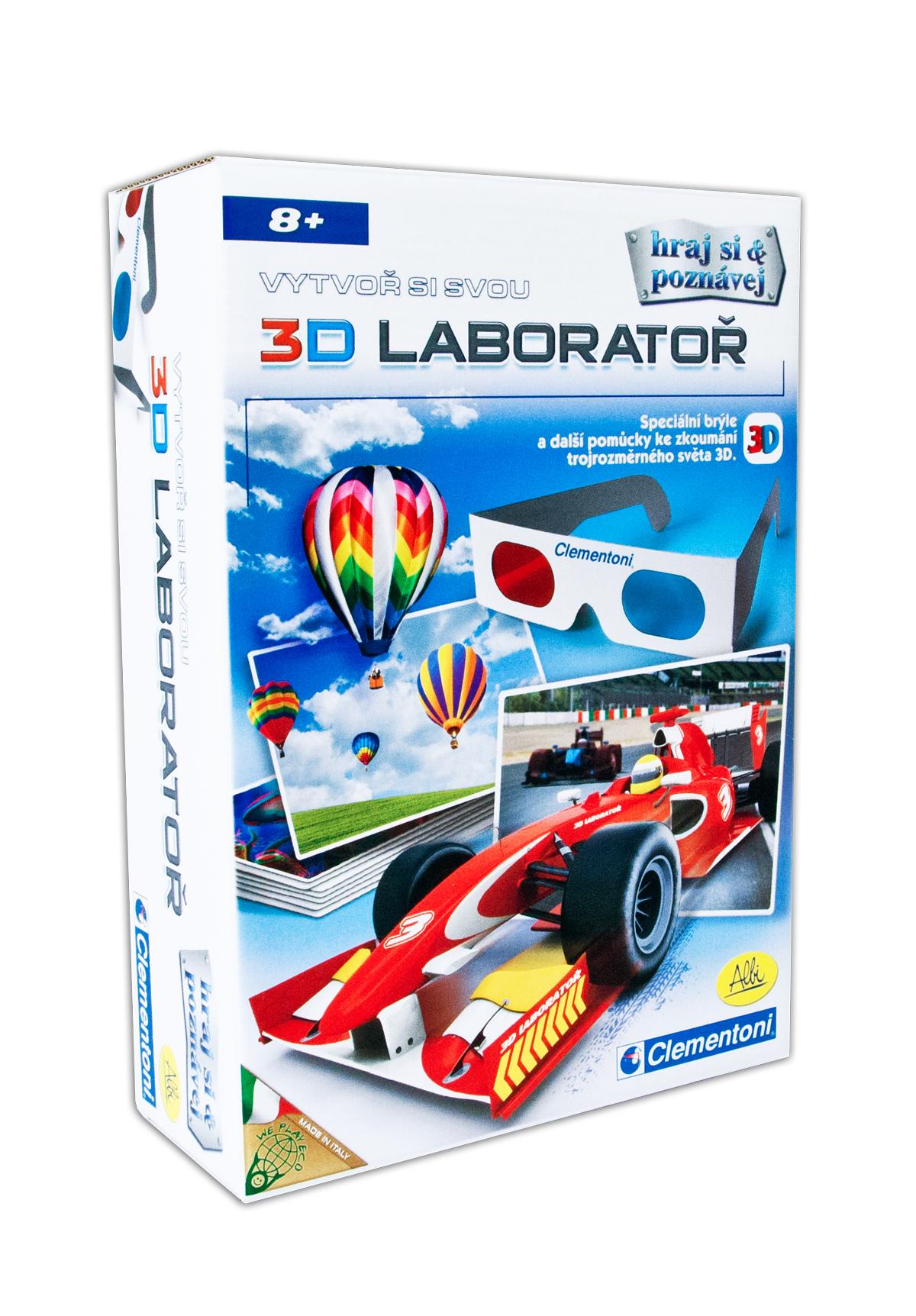 Image of 3D laboratoř