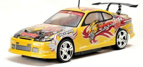 RC auto SPEED IIIC - DRIFT