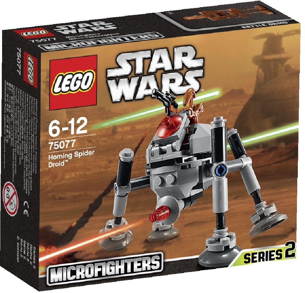 LEGO Star Wars Řízený pavoučí droid