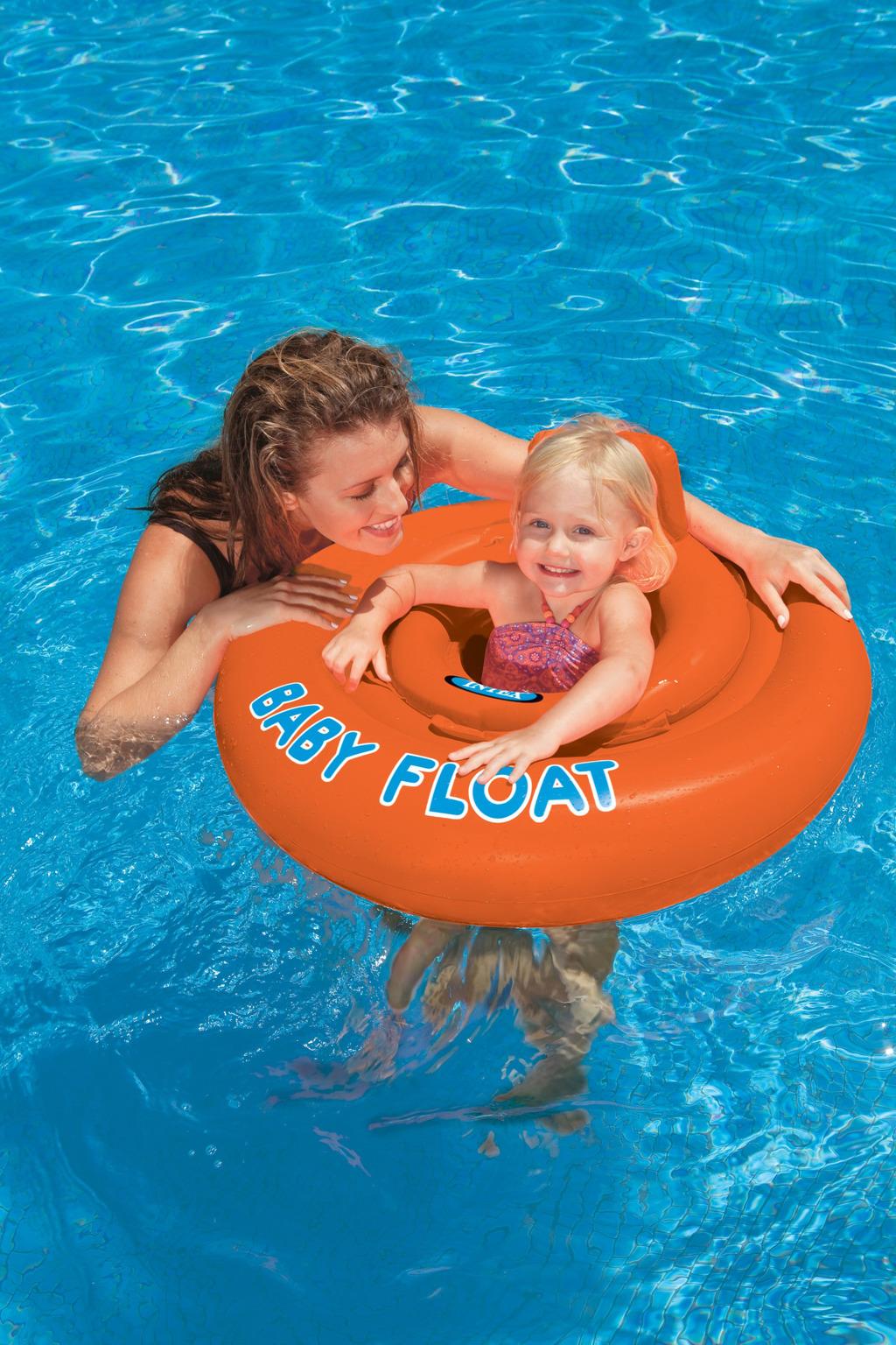Sedátko dětské do vody od 1 do 2 let