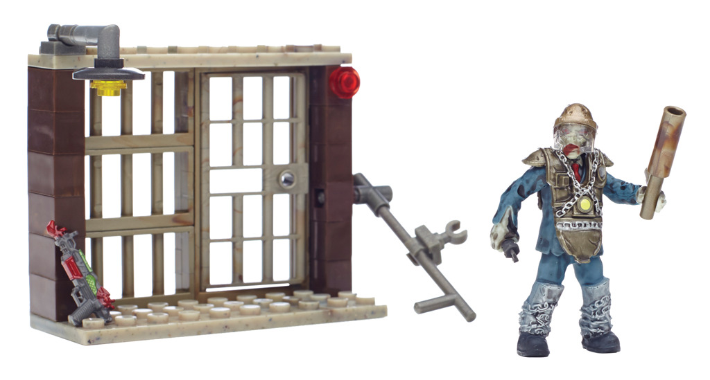 Mega Bloks Call Of Duty Brutus