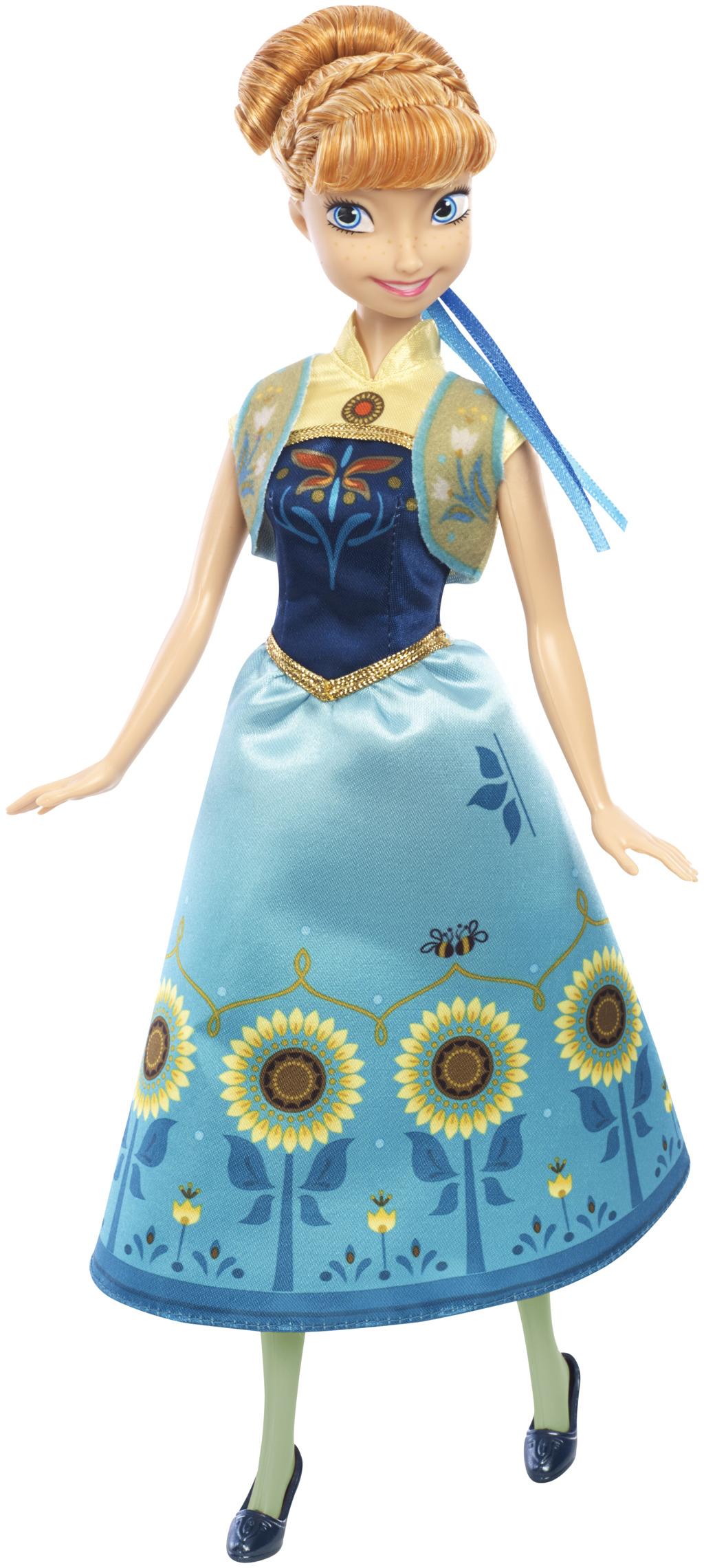 Mattel Disney narozeninová oslava princezna: Anna