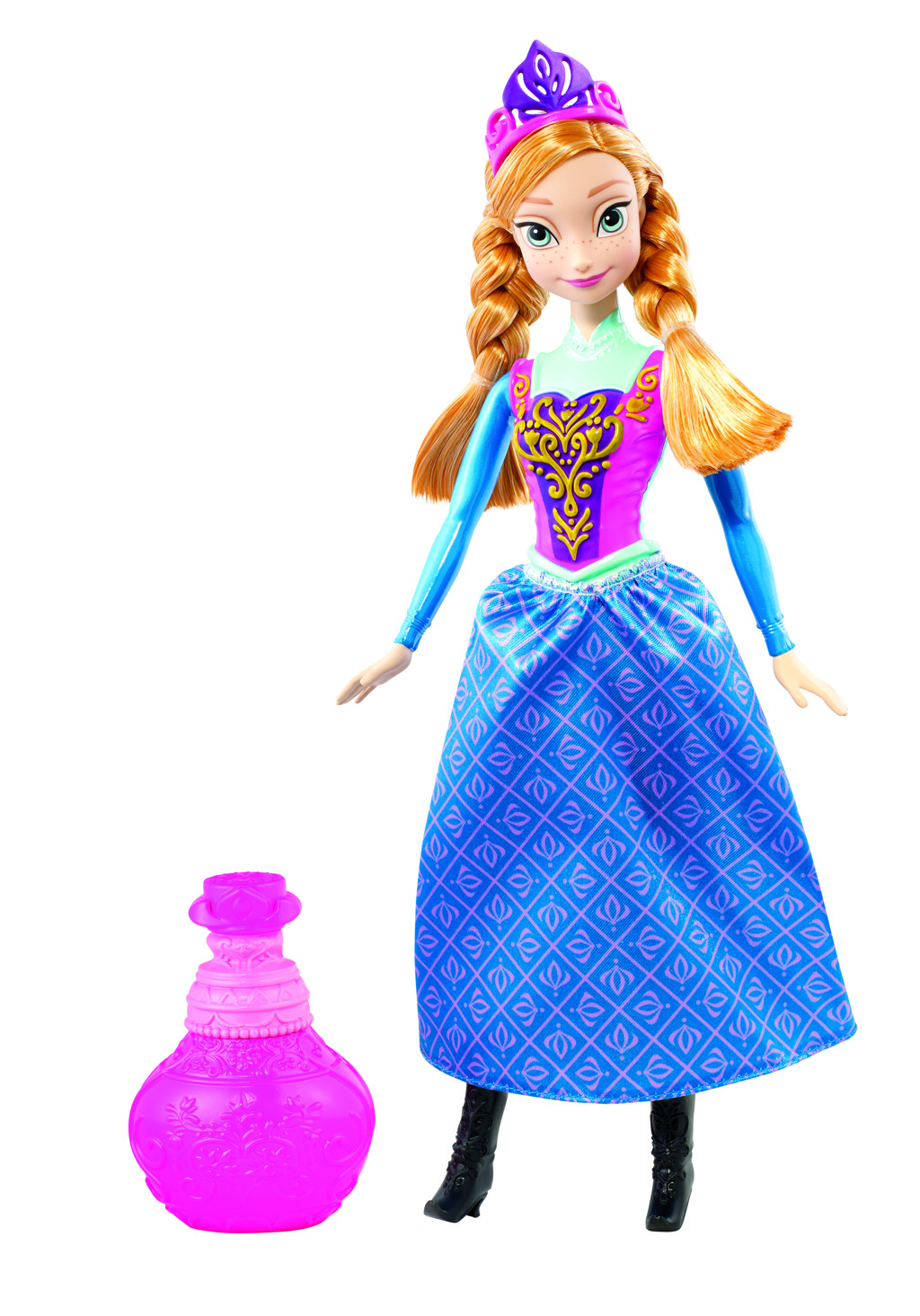 Mattel Anna a kouzelný parfém
