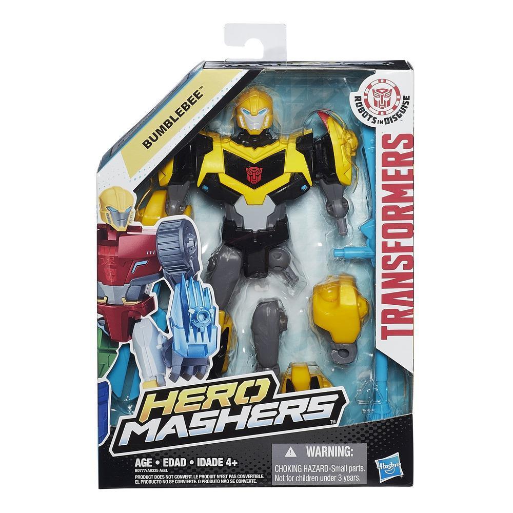 Transformers Hero Mashers Bumblebee