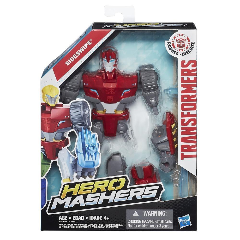 Transformers Hero Mashers Sideswipe