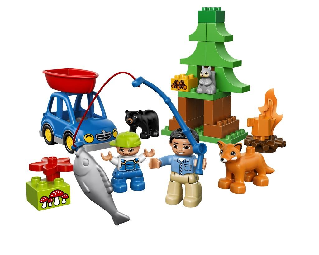 LEGO DUPLO Výprava na ryby