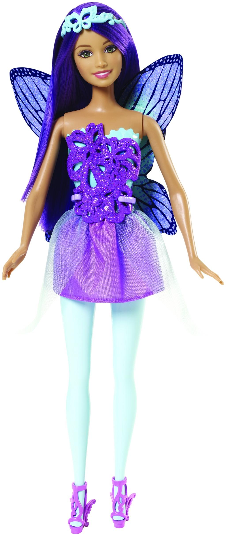 Mattel Barbie Víla Barbie víla: fialová