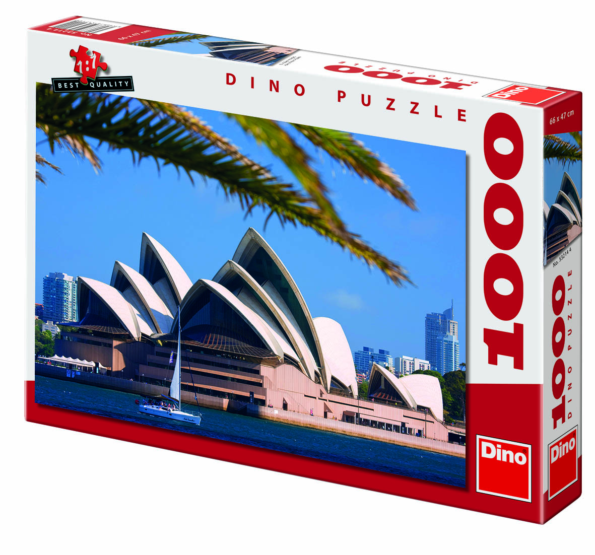 DINO Puzzle Opera v Sydney