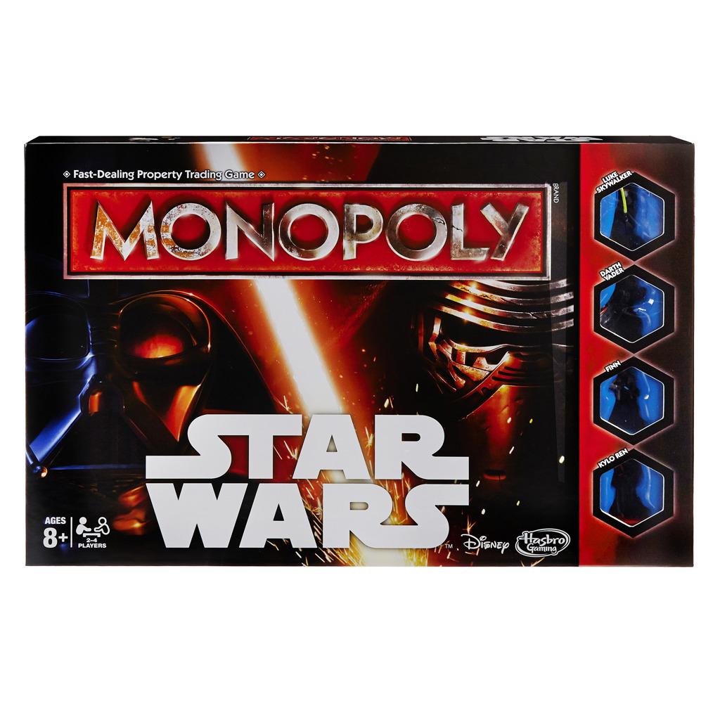 Monopoly: Star Wars CZ