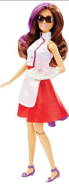 Barbie Tajný team agentka: Teresa