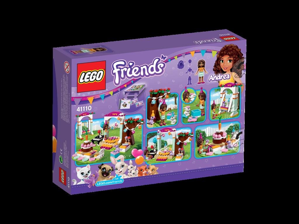 LEGO Friends Narozeninová oslava