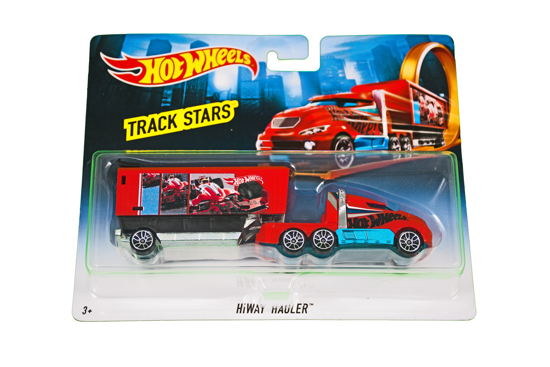 Hot Wheels Track Stars Hiway Hauler