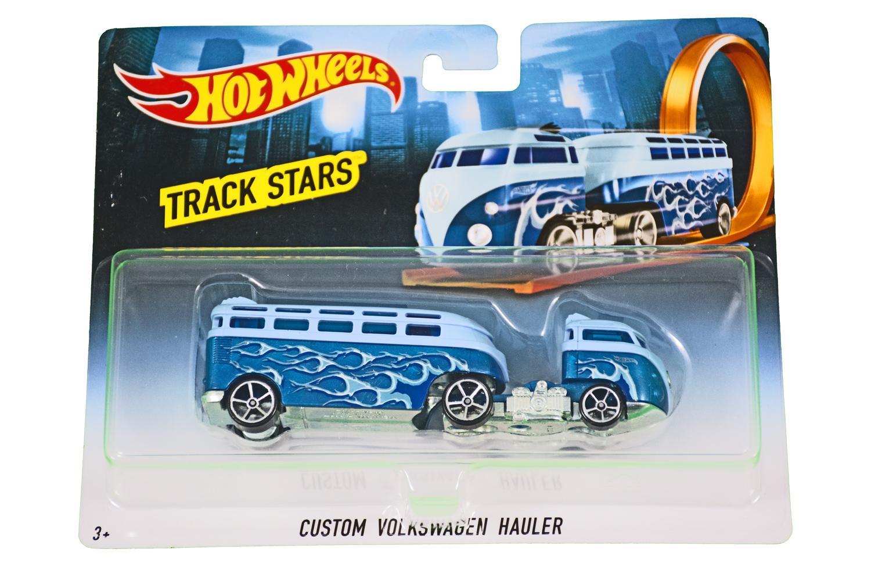 Hot Wheels Track Stars Volkswagen Hauler