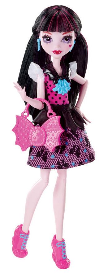 Monster High základní příšerka Příšerka: Draculaura