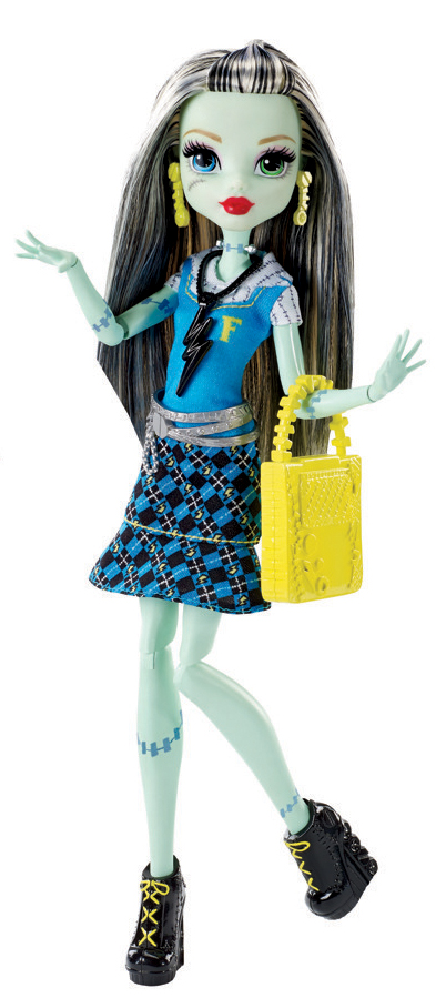 Monster High základní příšerka Příšerka: Frankie Stein