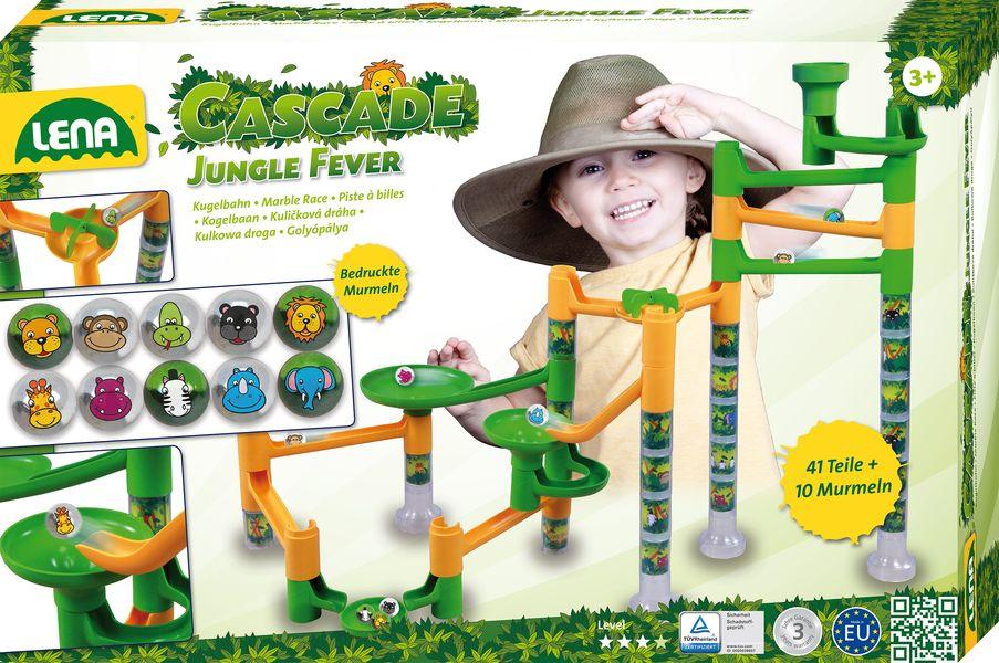 Kuličková dráha Jungle