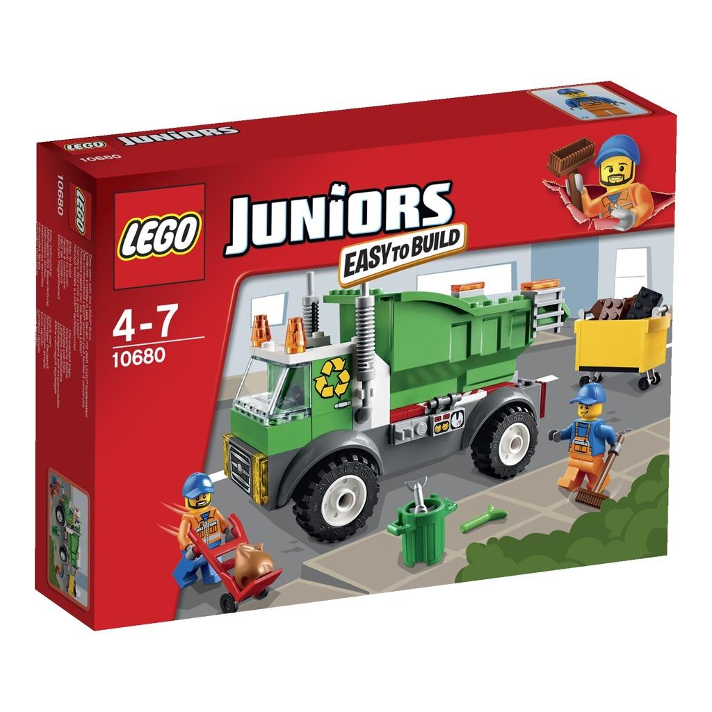 LEGO Juniors Popelářské auto