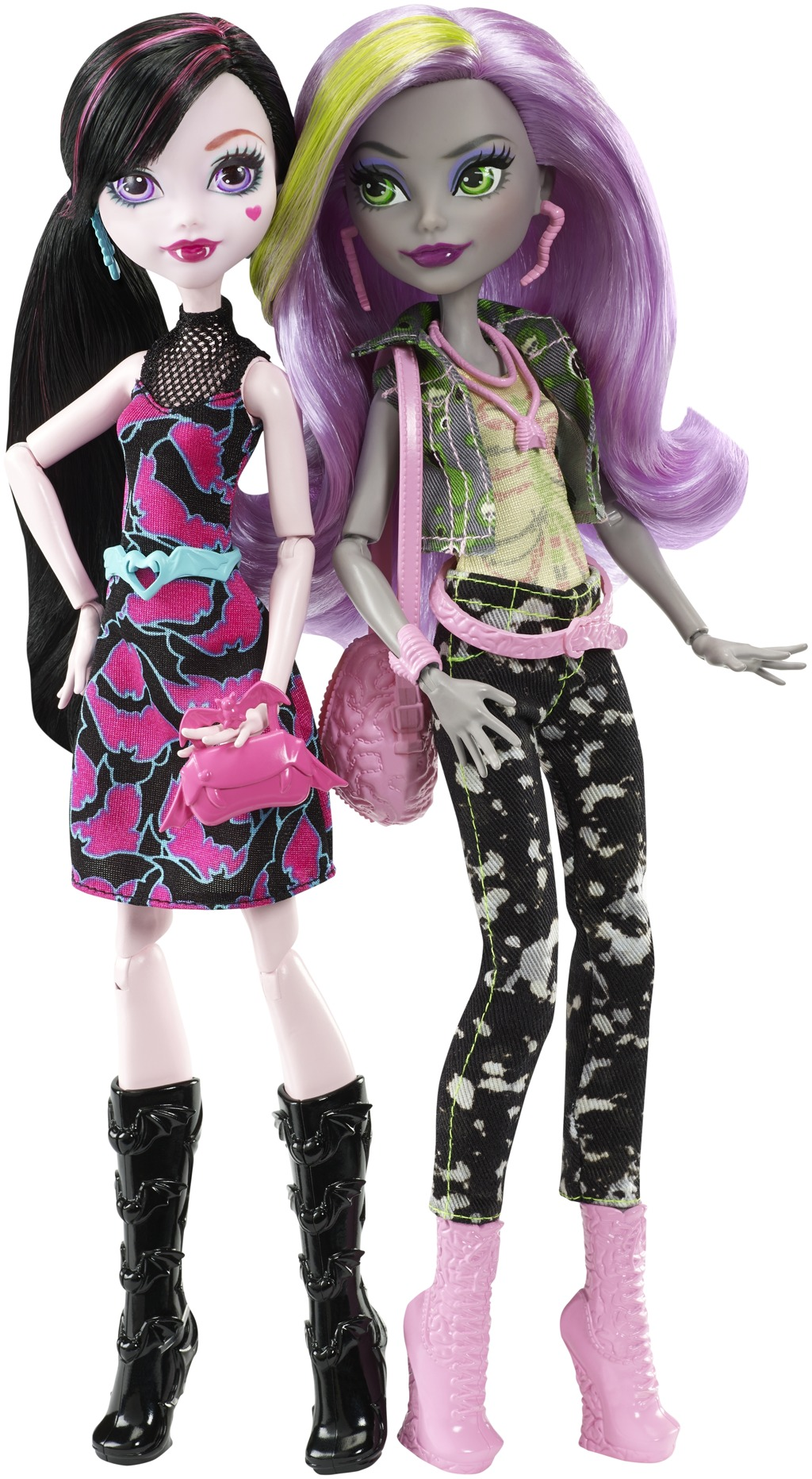Monster High monstrózní rivalové