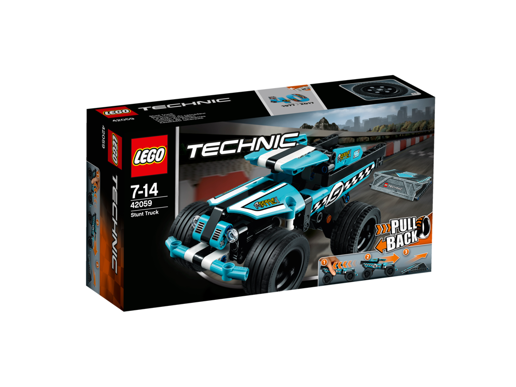 LEGO Technic Náklaďák pro kaskadéry