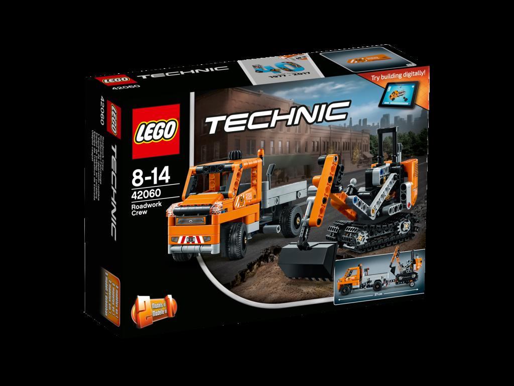 LEGO Technic Silničáři