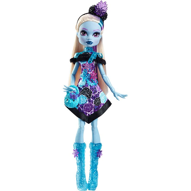 Monster High party ghúlky Panenka: Abbey Bominable